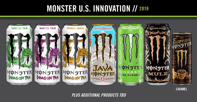 「monster energy new release」の画像検索結果