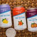 Review: Queen City Hemp CBD Seltzer