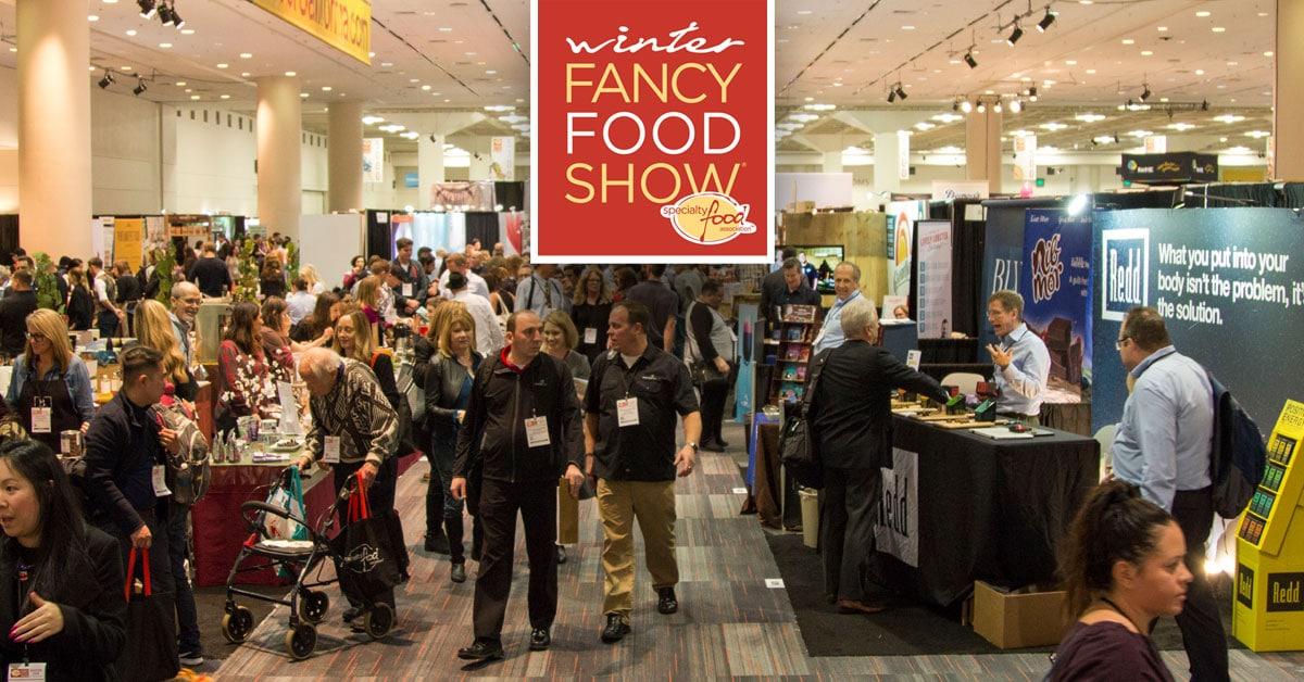 Winter Fancy Food Show 2019 Video: Beverages in Brief