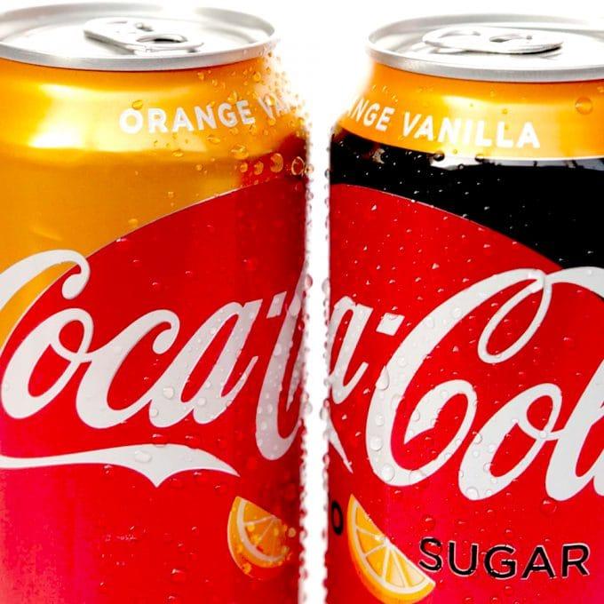 Coke Continues Innovation Streak with Orange Vanilla Launch
