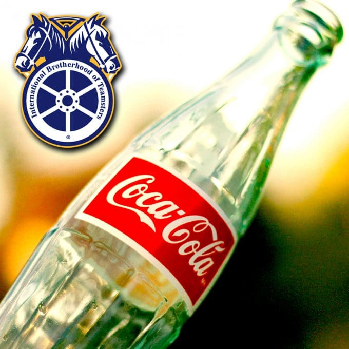 "Teamsters: Survey Finds ""Significant Disruption"" in SoCal Coke Distribution"