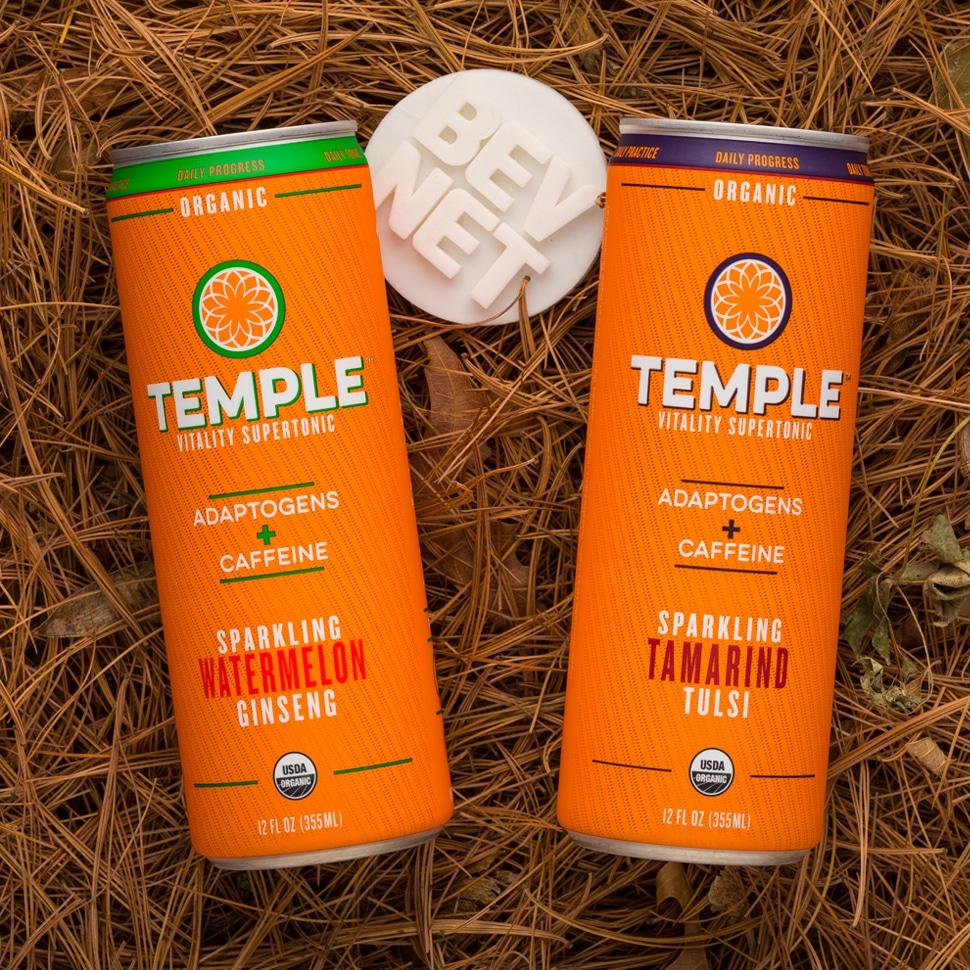 Temple Vitality Supertonic   BevNET.com Product Reviews   BevNET.com