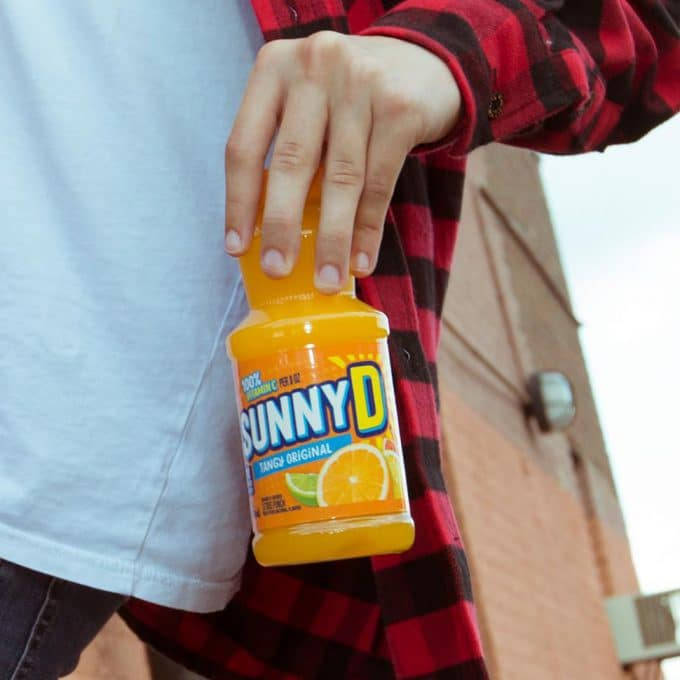 In the Courtroom: Sunny Delight Wins Lawsuit