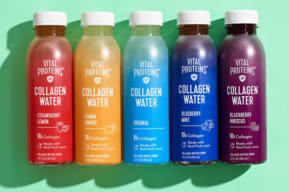 Vital Proteins Introduces Collagen Water Bevnet Com,Yellow Automotive Paint