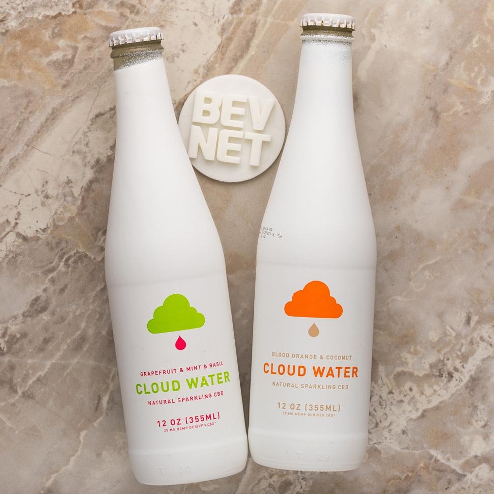Review: Cloud Water Natural Sparkling CBD