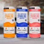 Review: SOUND Tea-Infused Sparkling Water