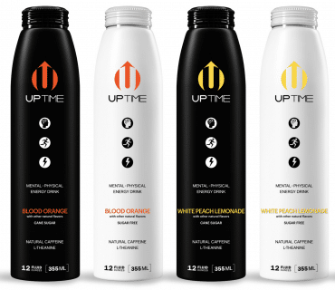Uptime Energy Launches Two New Flavors Bevnet Com