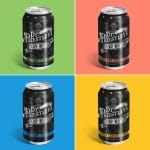"Dr. Priestley's ""Small Batch Fizzy Water"" Celebrates Soda Inventor"