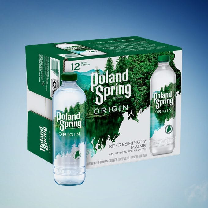 With ORIGIN, Nestle Takes Poland Spring National in Premium Play