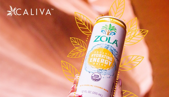 Zola Acquired by Cannabis Brand Caliva - BevNET com