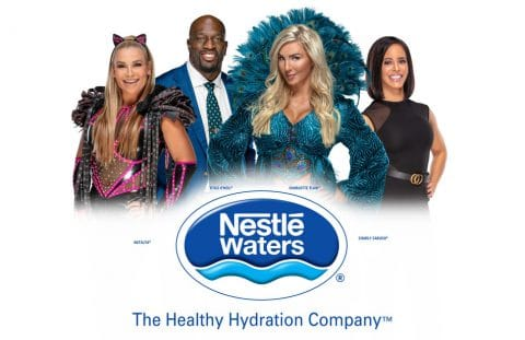 Nestlé Waters and WWE Announce 2019 Challenge - BevNET com