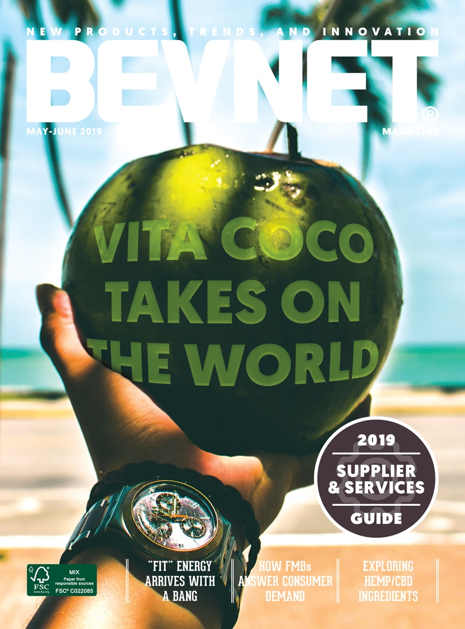 Vita Coco Takes On The World