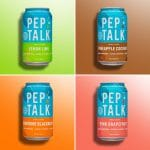 Review: Pep Talk Caffeinated Sparkling Water