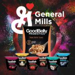 General Mills & GoodBelly Partner to Launch Cereal and Yogurt