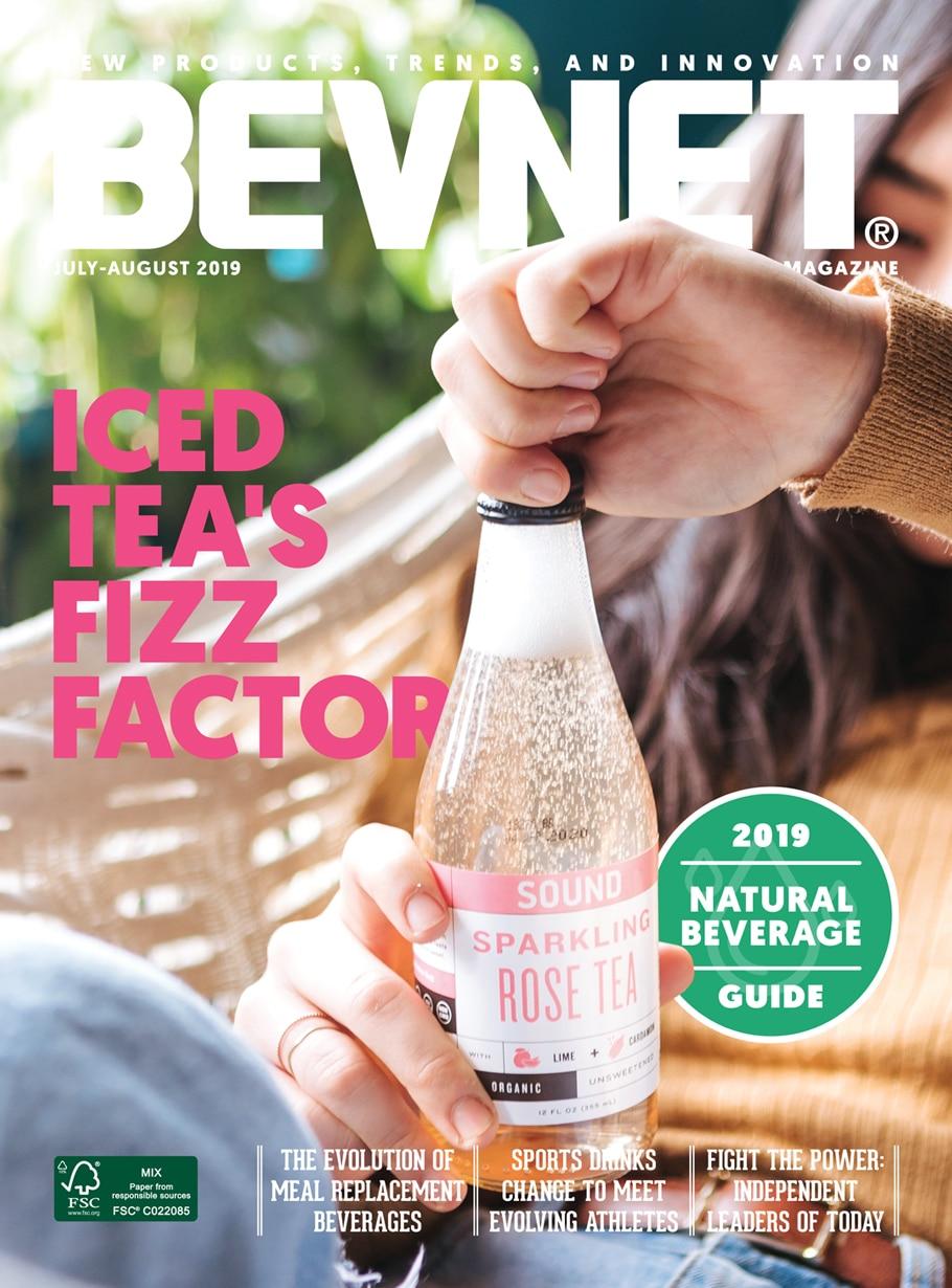 Iced Tea's Fizz Factor