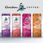 Caribou Coffee Extends RTD Business with Sparkling Caffeinated Waters