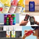 Gallery: August's New CBD Drinks