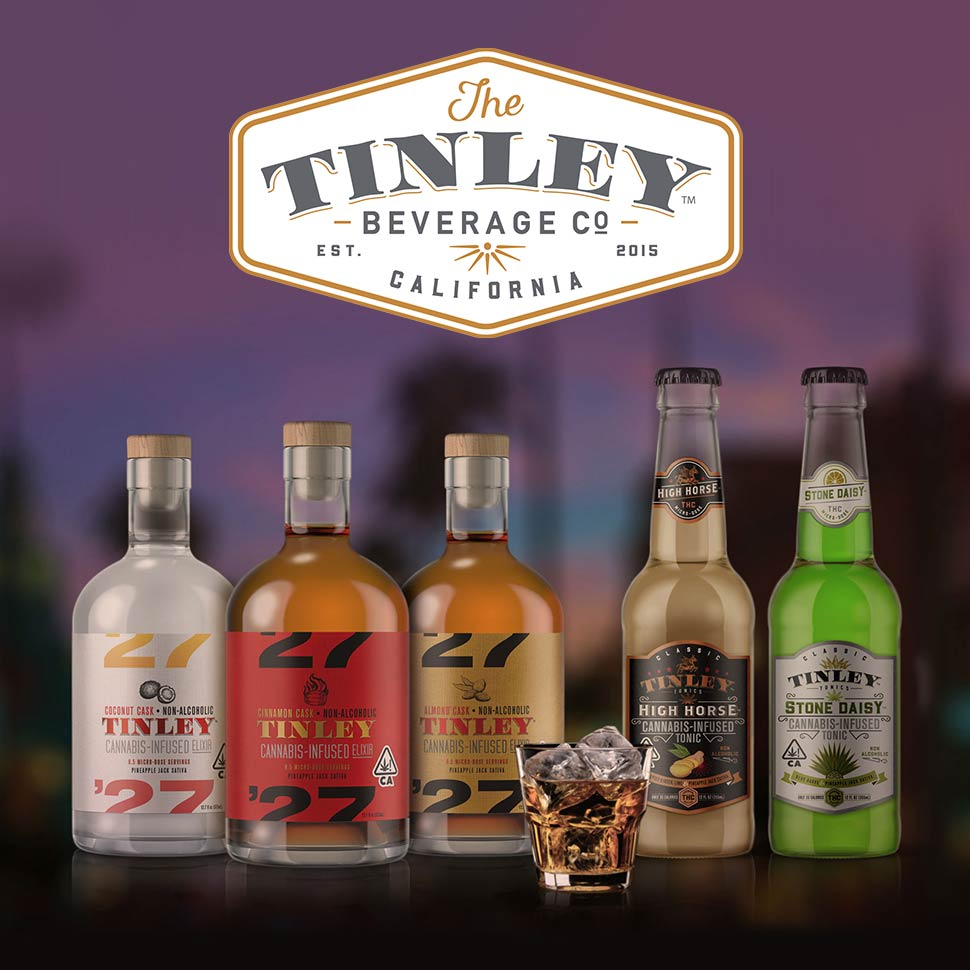 Tinley Opens Turnkey Facility for Cannabis-Infused Beverages