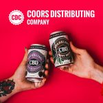 Coors Distributing Co. Adds Distribution of CBD-Infused Beverages in Denver