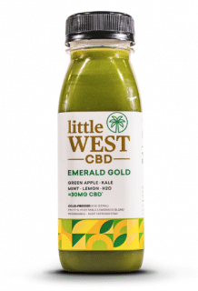 , Little West Launches 'Clean Label' CBD-Infused Cold-Pressed Juice, Styding CBD, Styding CBD