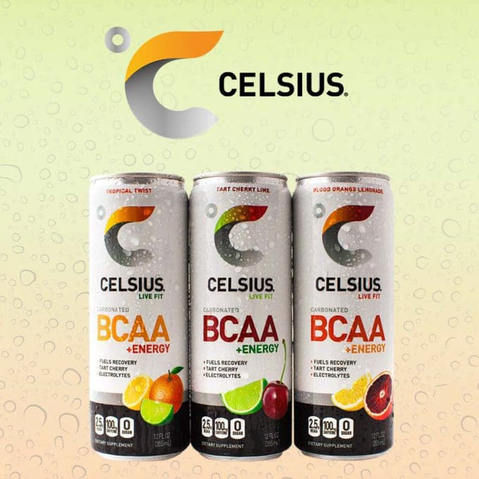 Celsius Adds BCAA Line, Acquires Distributor