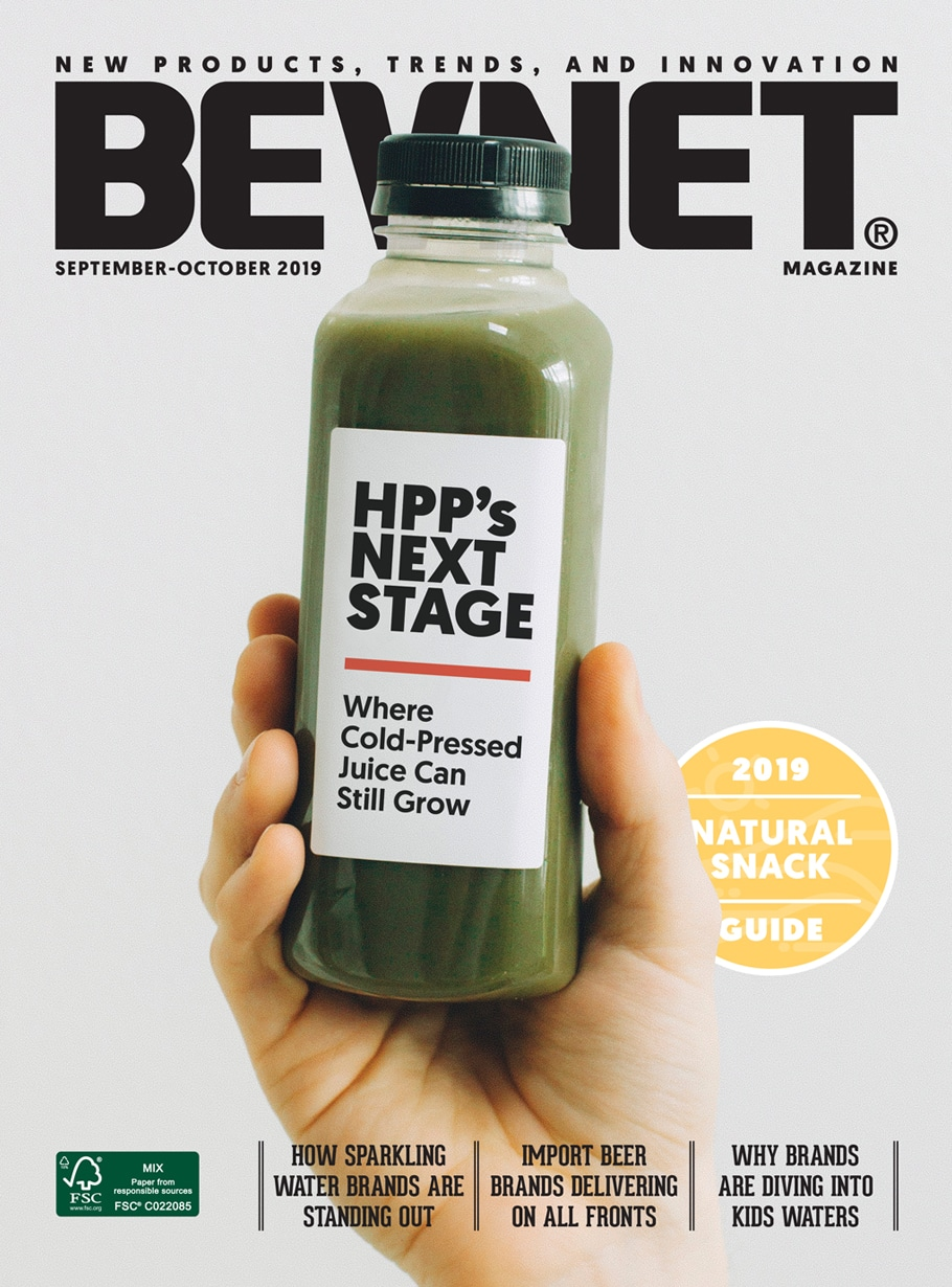 HPP's Next Stage: Where Cold-Pressed Juice Can Still Grow