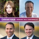 Cannabis Forum Speakers: The Pioneers Building an Industry