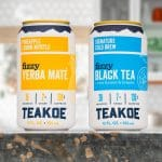 Review: Teakoe Fizzy Teas