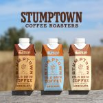 Stumptown and Oatly Team For Cold Brew Line