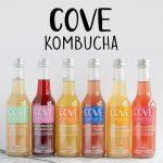 Cove Kombucha Raises $1.2M Seed Round