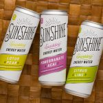 Review: Sunshine Sparkling Energy Water