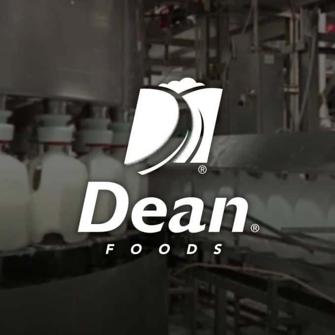 Dairy Giant Dean Foods Files for Bankruptcy