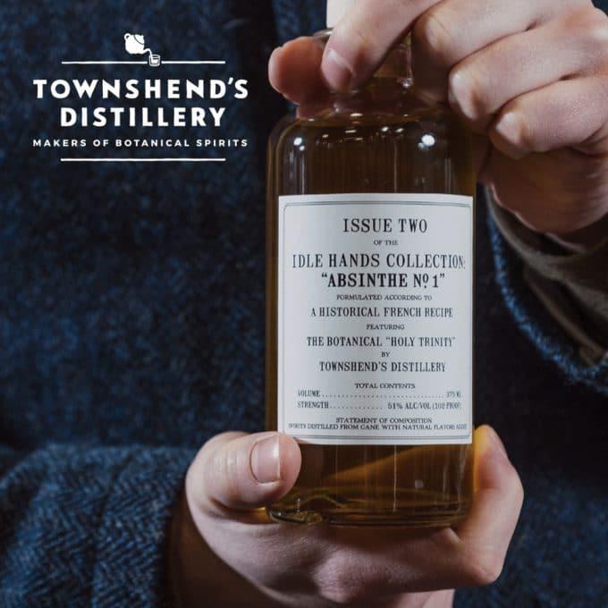 Brew Dr. Shuts Down Townshend's Distillery