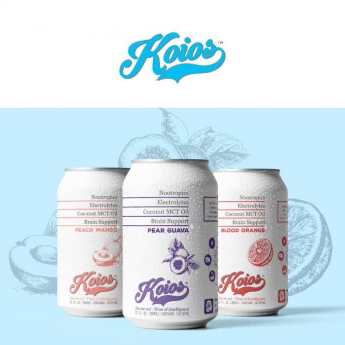 Nootropic Soda Maker Koios Preps for DSD Expansion