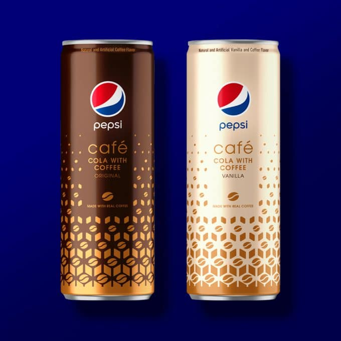 Pepsi Café Set for April 2020 U.S. Launch