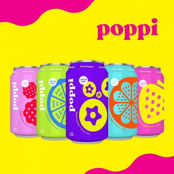 Mother Beverage Rebrands as Poppi