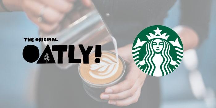 Starbucks debuts new non-dairy beverages in U.S.