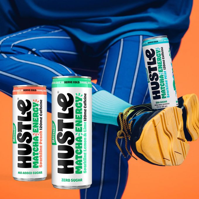 MatchaBar Puts 'Hustle' First in Rebrand