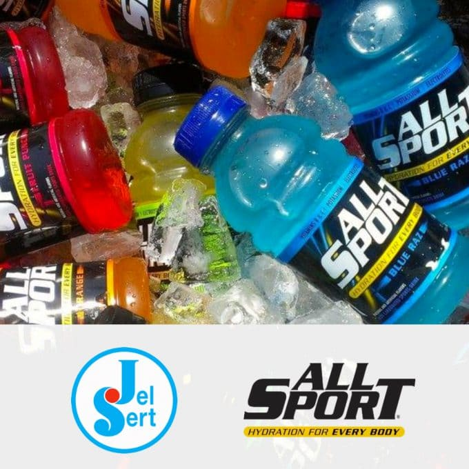 Jel Sert Acquires All Sport, Rolls Out Drink Mix Innovations
