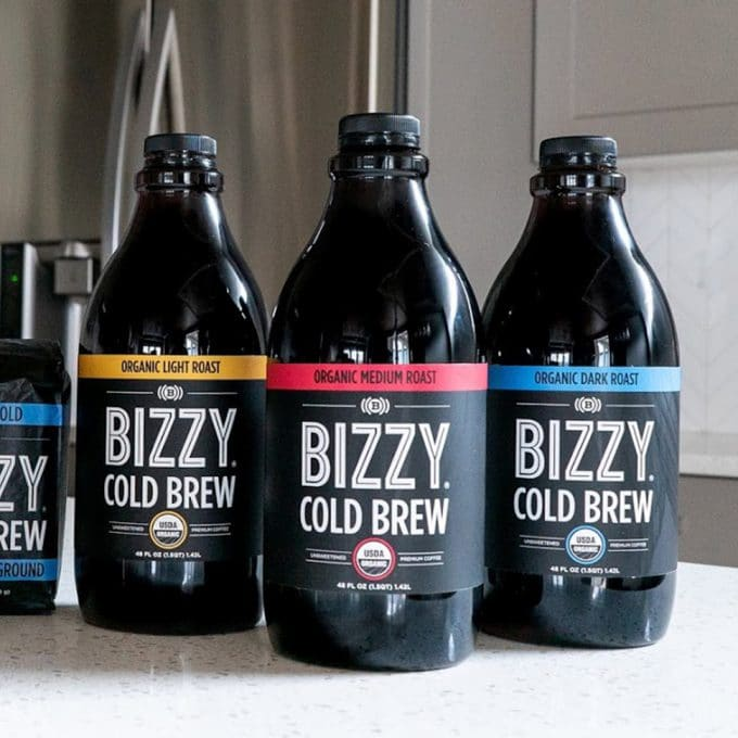 Bizzy Coffee Focuses on Multiserve with RTD Launch