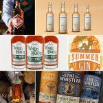 New Spirits Gallery: Winter Whiskeys & Gins