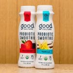 Review: Good Culture Probiotic Smoothies