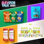 Elevator Talk Livestream Round 2: Humm Kombucha, Malk Organics, Harmless Harvest