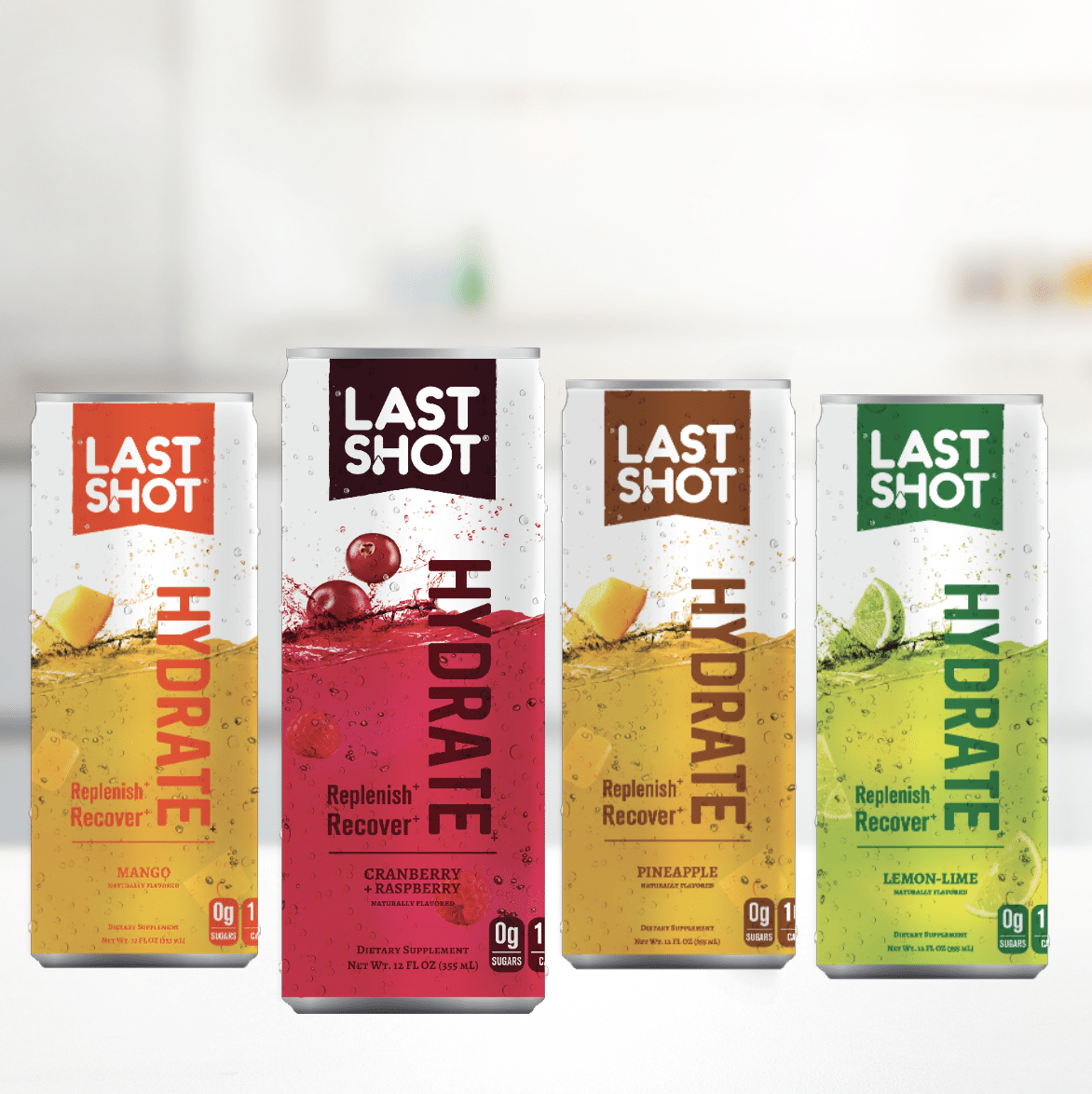 Eq Labs Provides Amazon Fulfillment Update For Last Shot Drinks