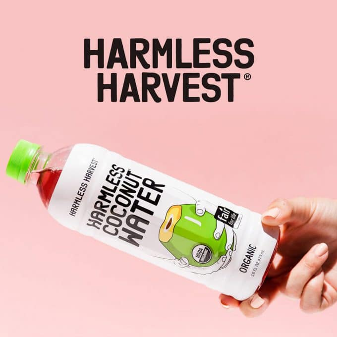 Brands Give Back Roundup: Harmless Harvest Donates to Distribution Partners; PepsiCo Partners With Athletes on New Initiative