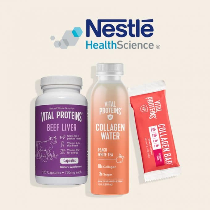 Nestlé Health Science Eats Up Vital Proteins