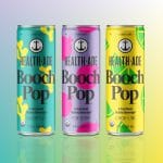 Health-Ade Launches Booch Pop Prebiotic Drink Line