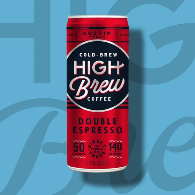 High Brew Charts New Course With Packaging Revamp