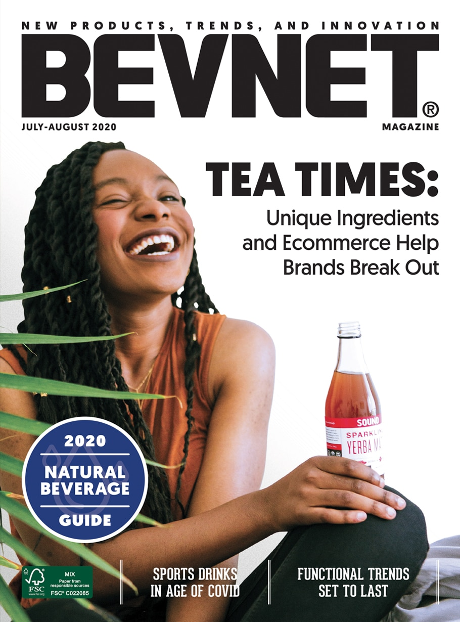 Time to Brew the New: Innovative, Sure, But When Do Next-Gen Tea Brands Take Over?