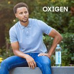 Stephen Curry Joins OXIGEN as Investor, Brand Ambassador